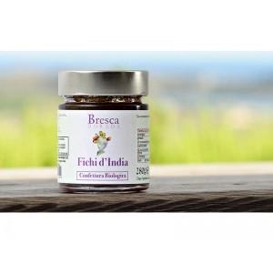 Organic prickly pear jam - Bresca Dorada