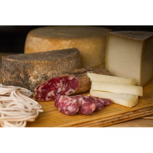 Sardinian cheese selection - Su Pranu