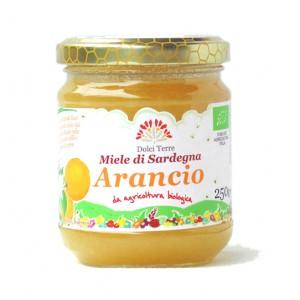 Miele bio di Arancio - Terrantiga