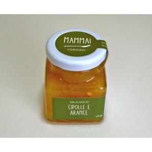 Salalizia di cipolle e arance - Mammai