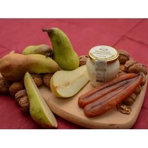 Bacio da Mare, Cheese cream with mullet roe - Mac Formaggi